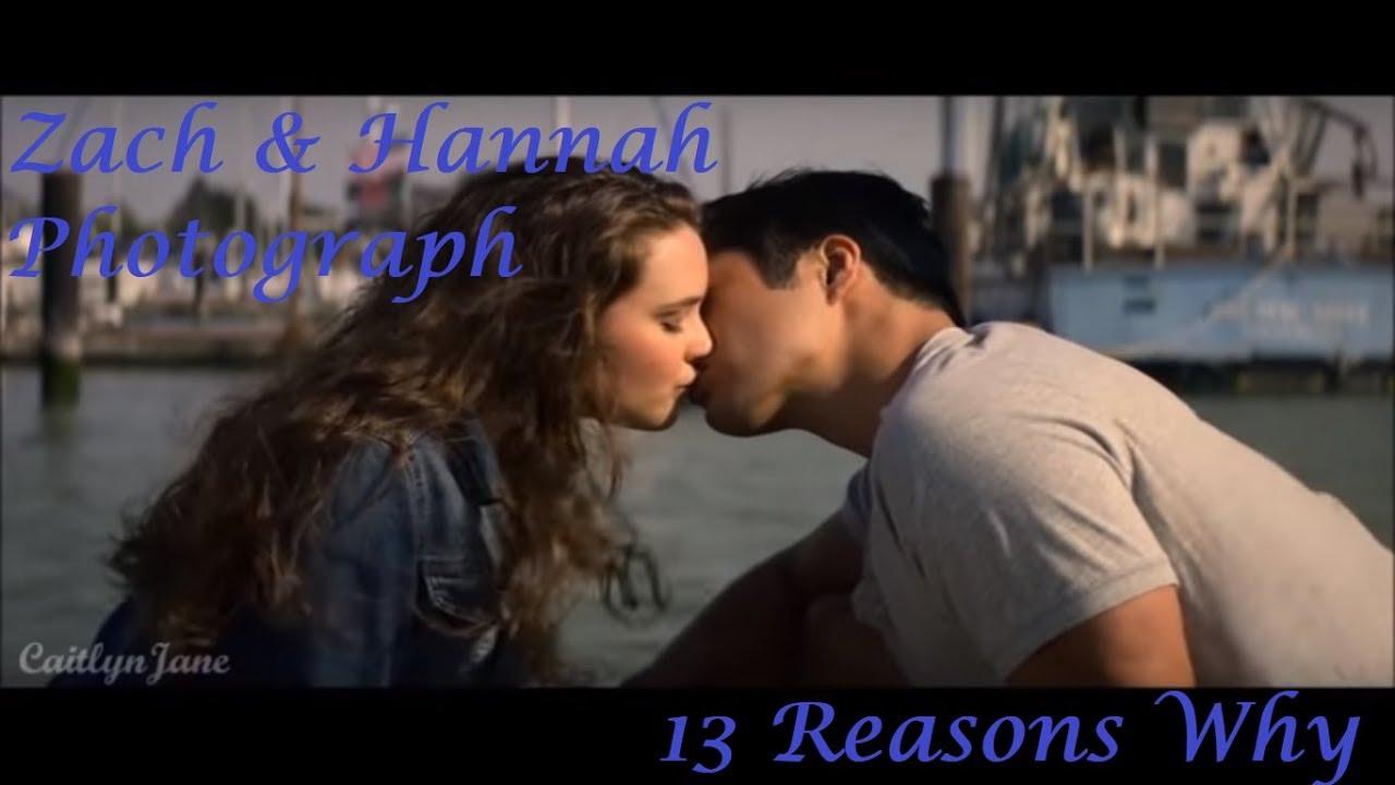 Zach And Hannah Photograph 13 Reasons Why