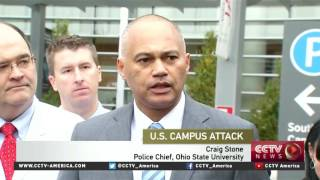 Attack on Ohio State University leaves multiple injured, suspect dead