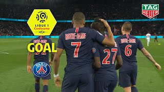 Goal Kylian MBAPPE (38') / Paris Saint-Germain - AS Monaco (3-1) (PARIS-ASM) / 2018-19