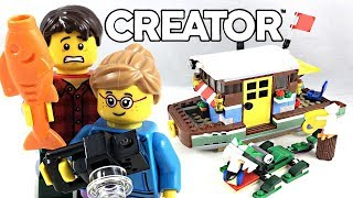 Riverside Houseboat LEGO Brand New LEGO-31093