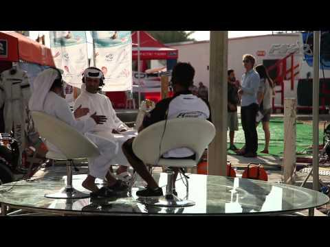 F1H2O ABU DHABI EVENT CLIP 2014
