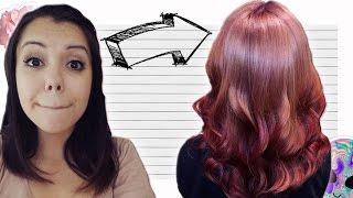 Meine neue Haarfarbe: Rose Gold - Liebes Tagebuch #5