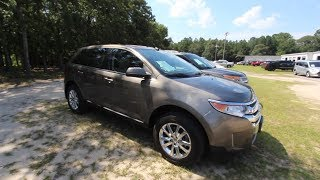The 2014 Ford Edge Limited | For Sale Review @ Ravenel Ford | July 2018