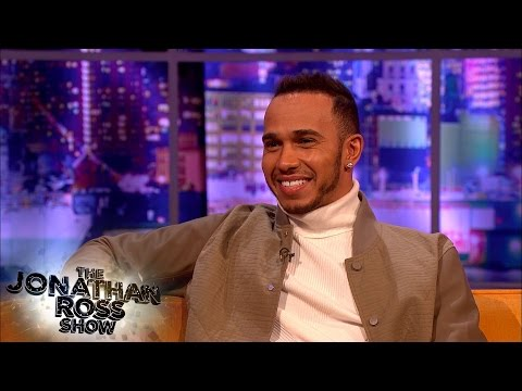 Lewis Hamilton On His Rivalry With Nico Rosberg - The Jonathan Ross Show