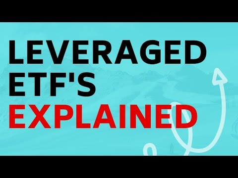 Leveraged ETF's Explained | Hint: Don't Do It