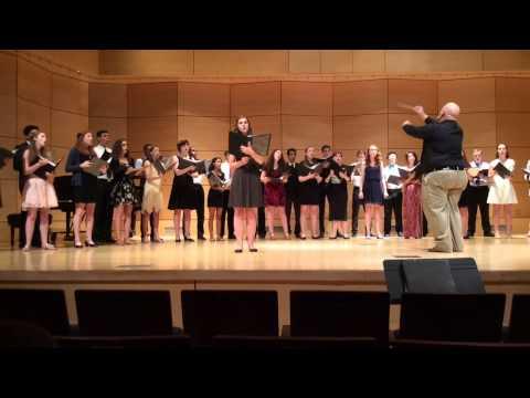 Only in Sleep (2015 VA Governor's School VPA choir)