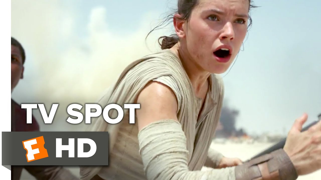 Star Wars: The Force Awakens Official TV Spot - Generation (2015) - Star Wars Movie HD