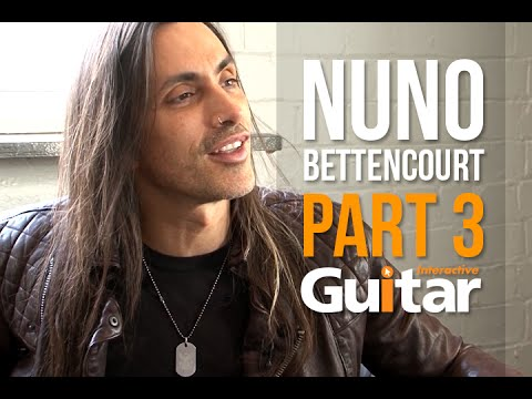Nuno Bettencourt Touring With Rihanna | Part 3 | Guitar Interactive Magazine