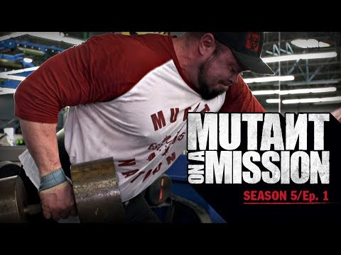 MUTANT ON A MISSION - Pro Gym - Montreal, Quebec