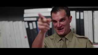 AUS Drama Scene, Military Captain - Jaymie Knight
