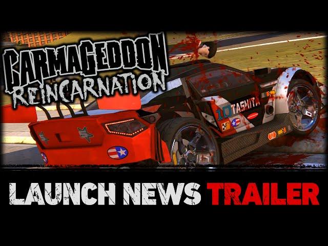 Carmageddon: Reincarnation (видео)