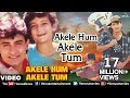 Akele Hum Akele Tum Full Video Song Aamir Khan Manisha Koirala Udit Narayan Aditya Narayan mp3