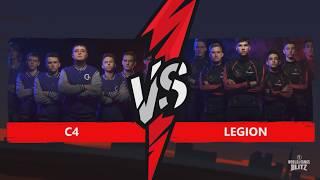 WoT Blitz. Twister Cup Final. C4 vs Legion (LGN)