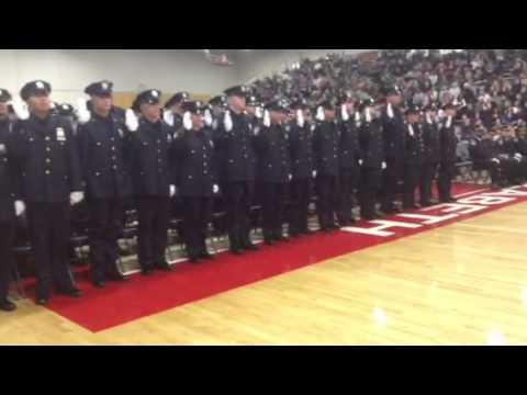 Port Authority Graduation