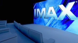 Imax Offering Custom Home Theaters