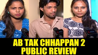 Public Review of AB TAK CHHAPPAN 2 | Nana Patekar.