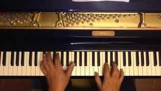 Tutorial piano y voz La luna che non c'e (Andrea Bocelli)