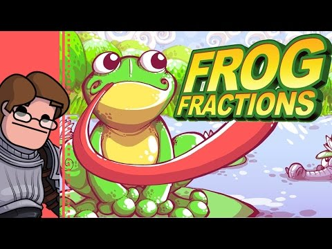 Let's Play Frog Fractions - Learn About Fractions! (originally from January 2013)