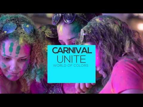 Carnival Unite: World of Colors Sat. Jan 28 Arawak Cay Bahamas