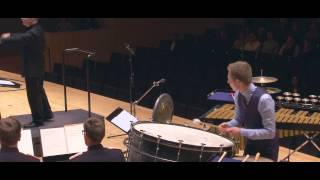Stian Sopp & Pm: Joseph Schwantner's Concerto For Percussion And Orchestra, 2. Mvt
