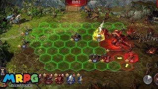Heroes Might and Magic Mobile - Game Chiến Thuật đỉnh cao chính chủ Ubisoft ra mắt tại Trung Quốc