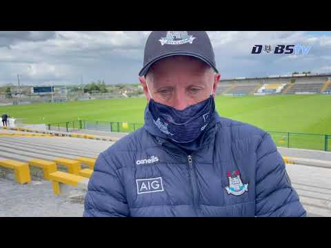 Mick Galvin chats to DubsTV, after opening day win over Roscommon