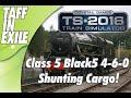 Train Simulator 2016 - E1 - Cargo Shutting with Steam power