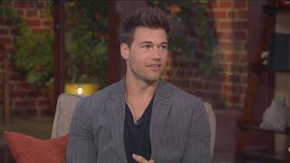 Nick Zano has future visions in