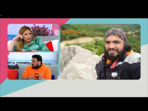 Constantinos Koushiappis interview with Christiana Aristotelous - AlphaTV Cyprus -