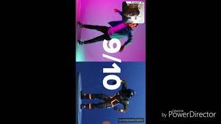 Reacting to Professional Dancers try the fortnite Dance challenge by buzzfeedvideo