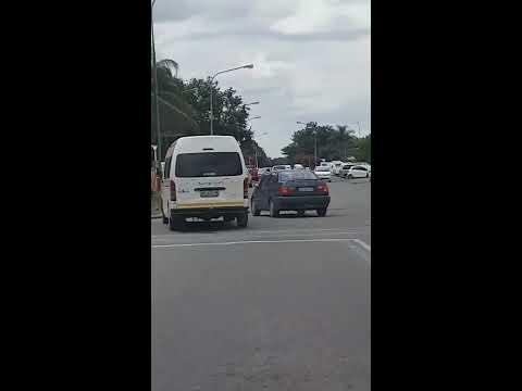 Road Incident Potchefstroom