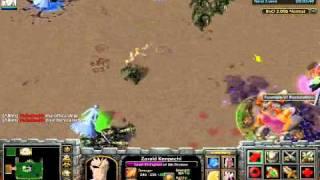 Warcraft 3 The Frozen Throne - Bleach vs One Piece 2/2