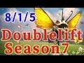 TSM Doublelift Kog'Maw ADC vs Twitch Patch 7.16