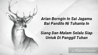 Gambar cover Marsal Band - Na Lao Salpu ( Lirik & Terjemahan)  |Lagu Rohani Simalungun|