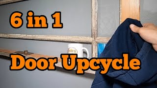 A Multi-function Door Upcycle