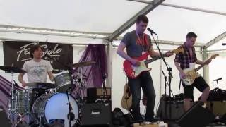 Tom Clements Band  - 'Ticking Clock' - Hen Fest - 17th June 2016