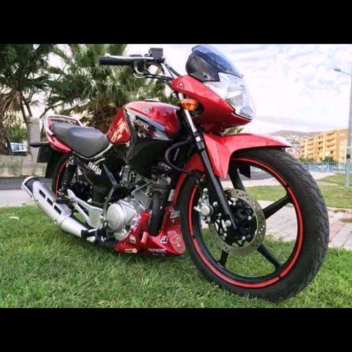 yamaha ybr 125 esd tuning turkey youtube. Black Bedroom Furniture Sets. Home Design Ideas
