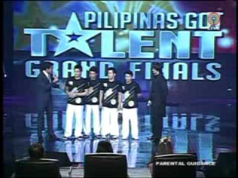 Pilipinas Got Talent Grand Finals - Velasco Brothers