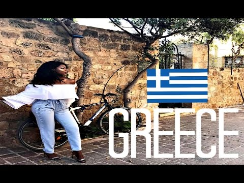CRETE | GREECE TRAVEL VLOG 2017