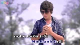 Chia Đôi Con Đường Karaoke beat Cao Trung