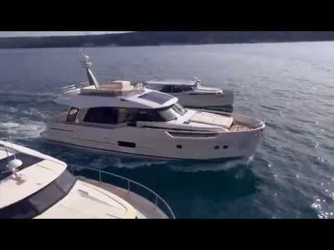 Greenline 48 Hybrid Yacht: Environmentally Friendly Boat