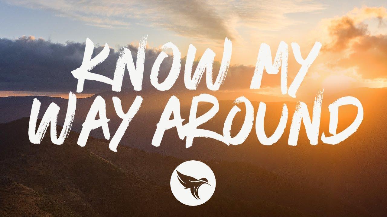 Lily Rose - Know My Way Around (Lyrics)