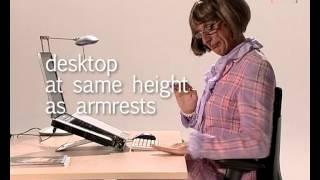 Backshop RSI & Ergonomics: The desktop