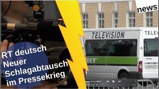 RT deutsch: Neuer Schlagabtausch im Pressekrieg