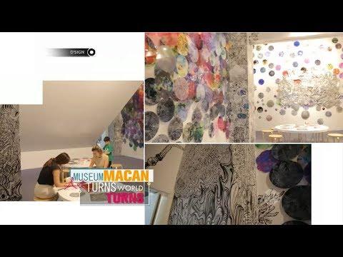 D'SIGN - Museum Macan Art Turns World Turns