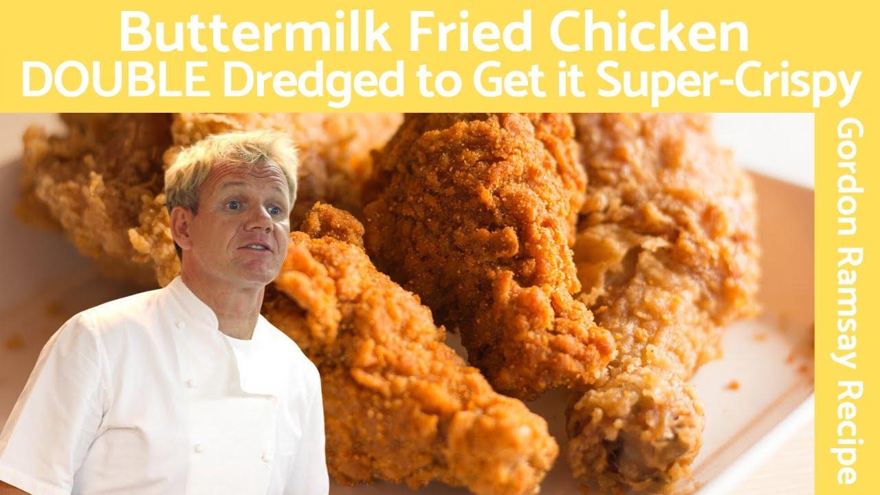 Download Buttermilk  Fried Chicken - Gordon Ramsay