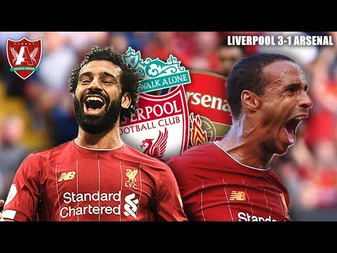 ANOTHER EASY WIN OVER THE GUNNERS   Liverpool 3-1 Arsenal Match Reaction