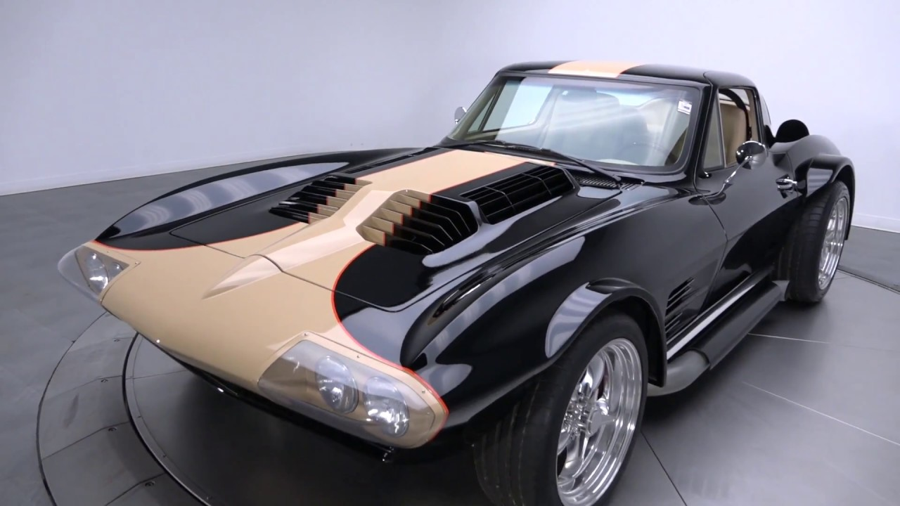 135912 1963 Chevrolet Corvette Grand Sport YouTube