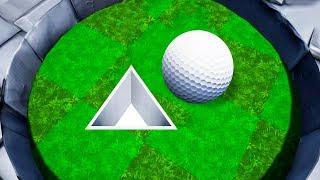 GOLF'S BIGGEST TROLL HOLE EVER! (Golf It)