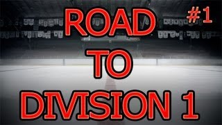 "NHL 14 | Road to Division 1 | ep.1 - ""Getting Started"" Thumbnail"